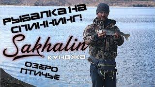 Рыбалка спиннингом на сахалине в сентябре