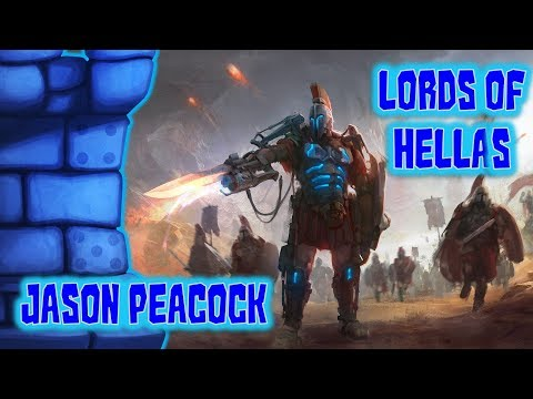 Lords of Hellas Review with Jason Peacock