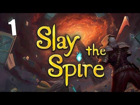 Slay The Spire - Díl 1 - Tuhle hru si zamilujete - Nakashi