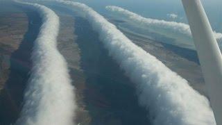 衝撃地震がおこる前兆この雲が現れたら要注意!地震雲の種類と特徴再UP