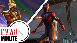 Marvel's Spider-Man: Miles Morales First Look! | Marvel Minute
