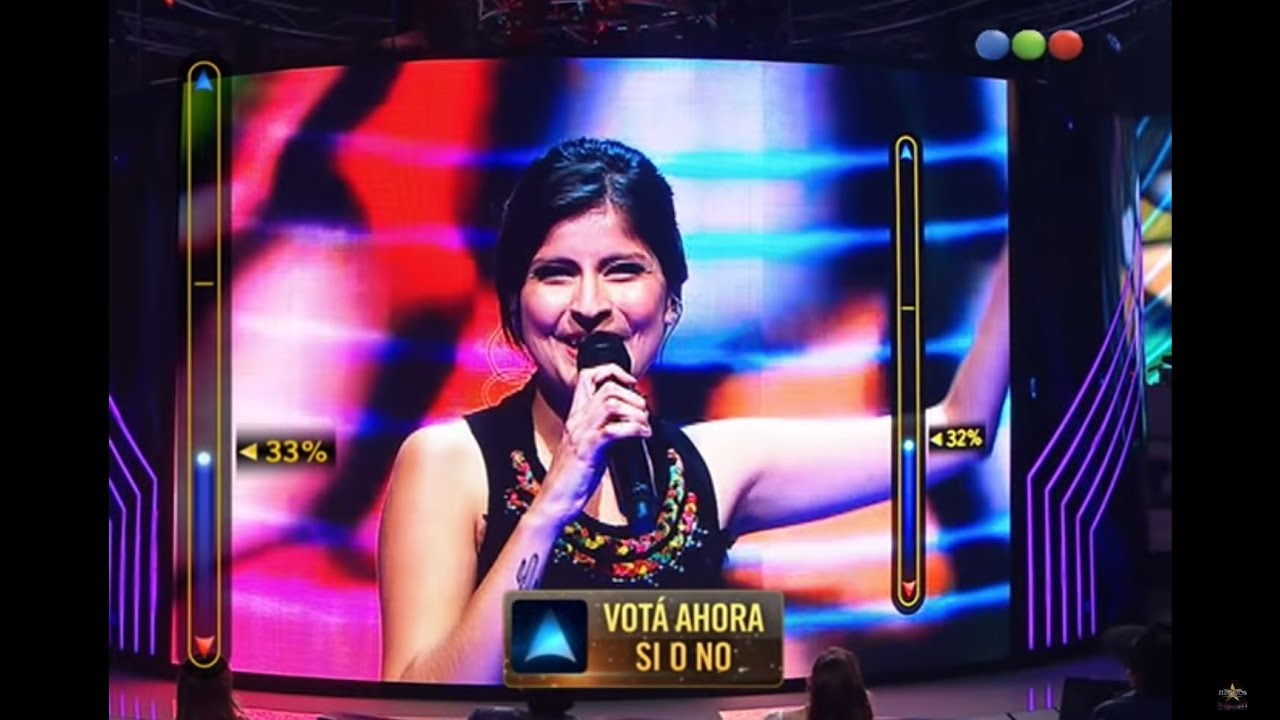Itatí Alvarez Ortega canta «La Flor de la Canela» – Elegidos #Elegidos