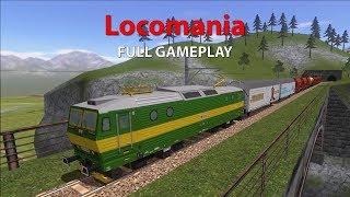 LOCOMANIA (2004) - FULL GAMEPLAY (CZ/EN)