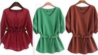 Gorgeous & New Style Of Chiffon Blouses