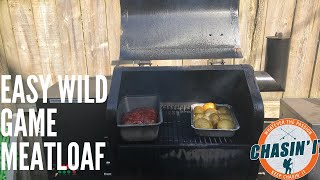 My Super Easy Wild Game Meatloaf Recipe
