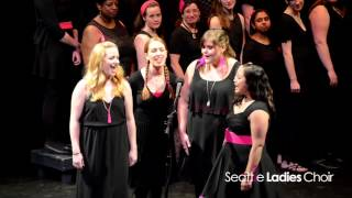 Seattle Ladies Choir: Small Group - I Can Love You Better (Dixie Chicks)