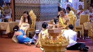 พระราชพิธีเฉลิมพระปรมาภิไธย พระนามาภิไธย และสถาปนาพระฐานันดรศักดิ์  | The Royal Coronation Ceremony