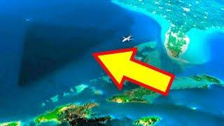 Piloto sobrevivente diz o que viu no Triângulo das Bermudas