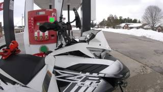 Morrisons Fuel stop