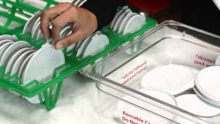 Cambro Healthcare: Save Money with Reusable CamLids