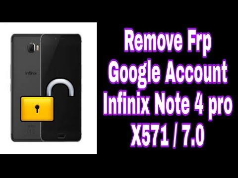 Infinix note 5 X604 frp unlock Oreo 8 1 0 (Google account Bypass