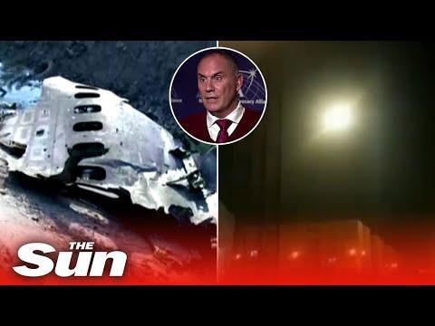 Missile expert 100% certain an anti-aircraft weapon took down Ukrainian plane over Iran
