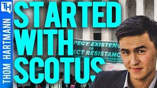 Did SCOTUS Set Up Authoritarian Take Over?