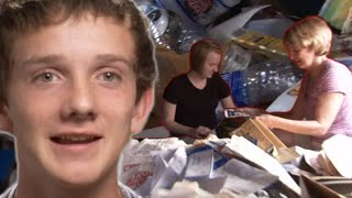 Coupon Kid Makes His Family Dumpster Dive •️ - Extreme Couponing TLC UK
