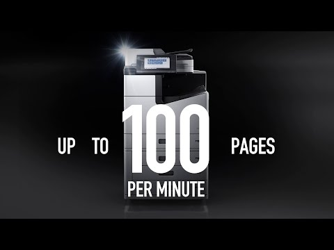 Epson WorkForce Enterprise - A Day in the Office