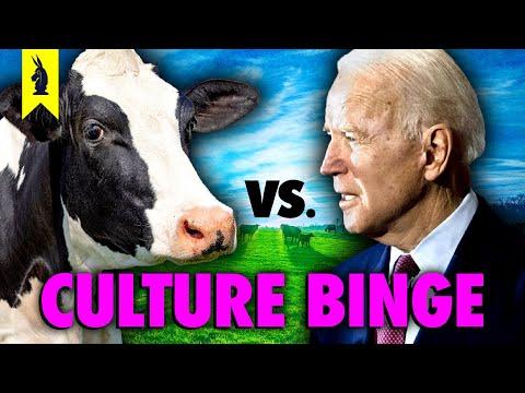 Biden's Beef with Beef - Culture Binge Episode #51
