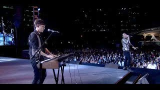 Kurt Hugo Schneider & Sam Tsui @ YouTube FanFest India 2017