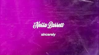 Kadr z teledysku Sincerely tekst piosenki Nessa Barrett