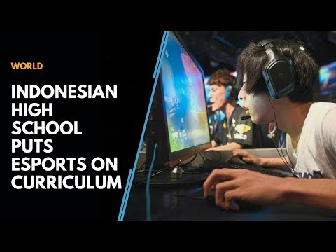 Indonesian High School Puts ESports On Curriculum