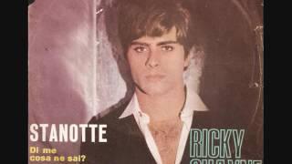Cosa ne sai  (Black is black) / Ricky Shayne.