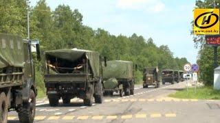 Беларусь усиливает охрану южной границы