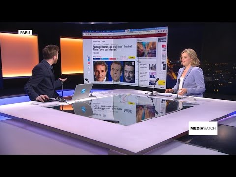Prime time interview of Macron breaks all the codes