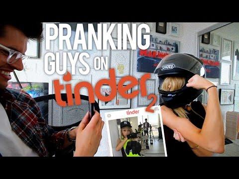 PRANKING GUYS ON TINDER 2