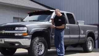 Torsion bar leveling kit & keeping the factory ride explained