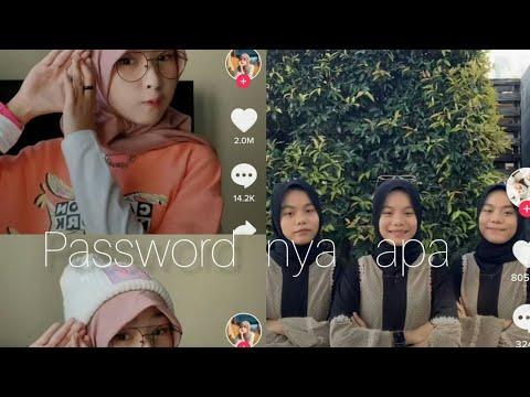 kumpulan vidio seleb tiktok quot password nya apa quot terbaru part 1