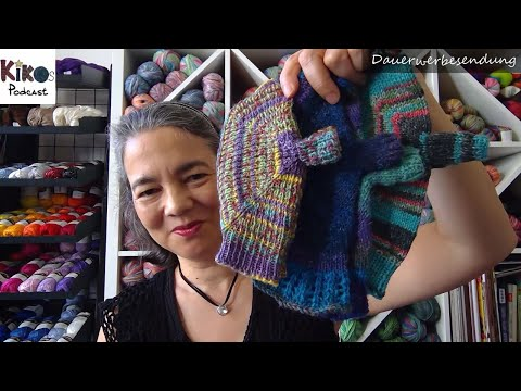 Kikos Podcast - Handschuhe und Stulpen