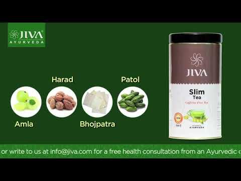 Jiva Slim Tea-Stay slim with Ayurveda