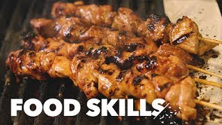 Filipino Barbecue Is a Must for Grilled-Meat Fanatics | Food Skills - Video Youtube