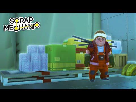 Meșterul Trex - Episodul 697 - Scrap Mechanic