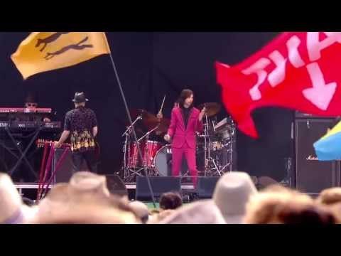 Primal Scream - Country Girl (Glastonbury 2013) HD 720p Mp3