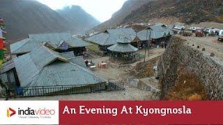 An evening at Kyongnosla