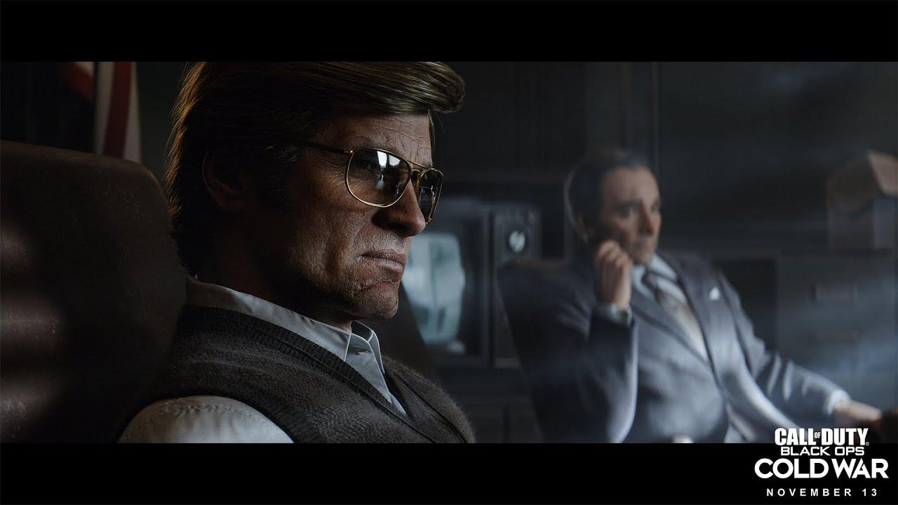 動視公開了一段《決勝時刻 黑色行動 冷戰》的劇情影像,本作將於11月13日登陸PS4/Xbox One/PC(戰網平台),後續還將登陸PS5與Xbox Series X平台。 Maxresdefault