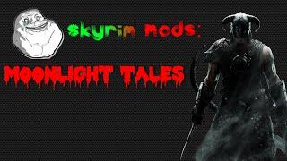 Skyrim-Moonlight Tales Mod-Werewolf skins