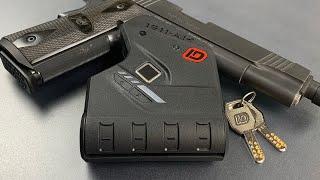 [857] Picked in 8 Seconds: $199 IdentiLock Fingerprint Trigger Lock