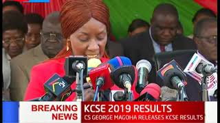 TSC says 10,000 intern teachers will be posted to secondary schools by January   #KCSE2019