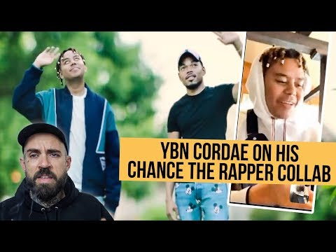 """How YBN Cordae and Chance The Rapper made """"Bad Idea"""""""