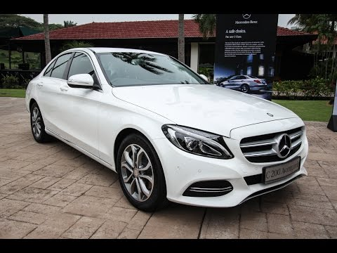 Mercedes-Benz C-Class W205 launch in Malaysia - AutoBuzz.my