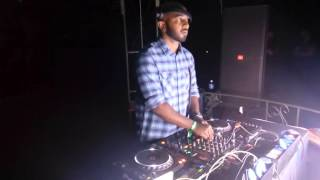 Praveen Achary Live At Spinland Day 1