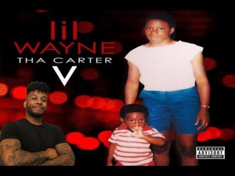 Lil Wayne - THA CARTER 5 First Reaction/Review Pt.1