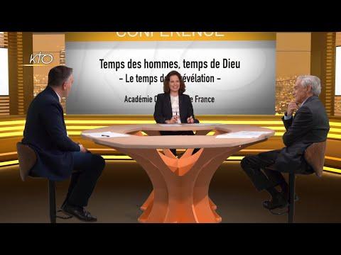 """Colloque """"Temps des hommes, temps de Dieu"""" 6/7"""