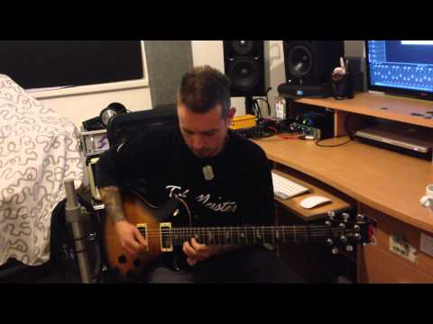 Rooms of Silence - Rooms Of Silence - Hope Remains (guitar solo)