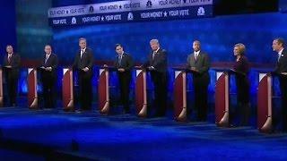 2016 Republican candidates vs. the media