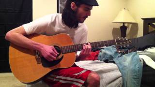 """Don't Call Me Peanut"" - Bayside (Acoustic Cover)"