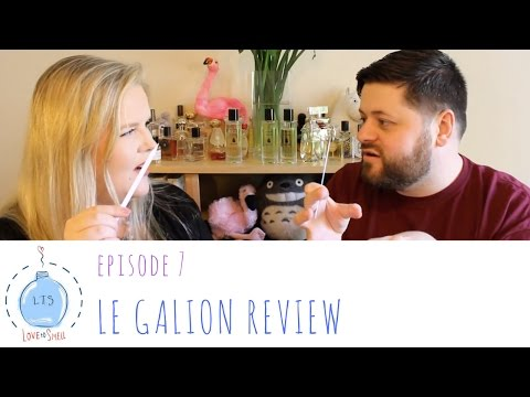 Love to Smell Episode 7: Le Galion perfume review