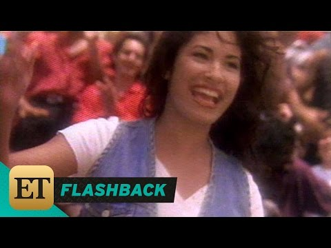 FLASHBACK: Selena Quintanilla's 1995 Memorial Service: Tejano Music Loses Its Queen