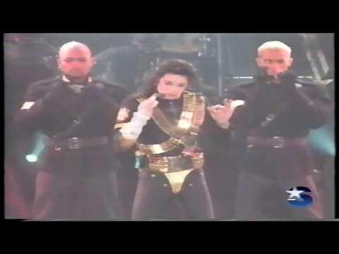 Michael Jackson, Jam, Istanbul, 1993 (A little clearer image)